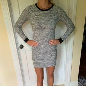 Lou & Grey jersey knit dress size M